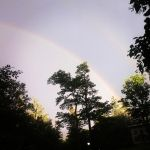 Rainbow After the Storm by ifeoma