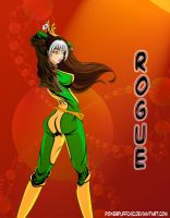 Rogue by GreenAsDay