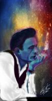 Johnny Cash by BDLC