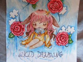 Lucid Dreaming by RaelXArts