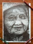 An Old Lady from Google Images by FasterJescatKillKill