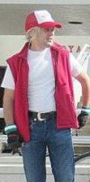 Terry Bogard cosplay 22 by IronCobraAM