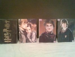 Harry Potter Card Deck by CoinOperatedGirl666
