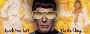 Spock Has Left the Building by schematization