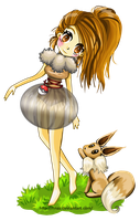 Eevee fashion by Finaz