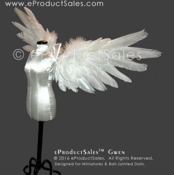 eProductSales Gwen BJD Doll Wings by eProductSales