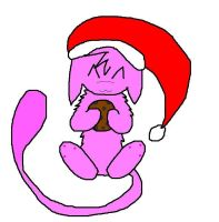 Chistmas Mew by LionersXD
