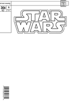 Star Wars Classis Cover Template by Drew0b1