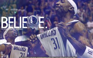 Jason Terry Finals Wallpaper by Angelmaker666
