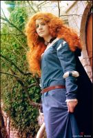 Merida from BRAVE -2 by VeroEs