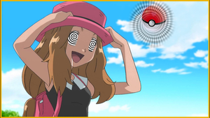 Serena Hypnotized: Gotta catch'em all! by SleepyGirlsManip