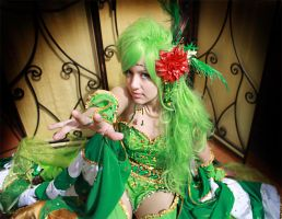 Rydia of the Mist Cosplay 14 by SusanEscalante