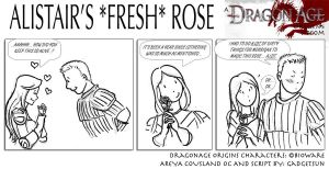"DAO: Alistair's ""fresh"" rose by SoniaCarreras"