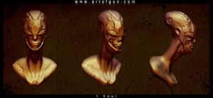 Marvin Speed sculpt 1hour by Beezul