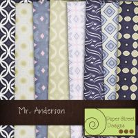 mr anderson-paper street designs by paperstreetdesigns