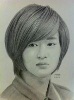 SHINee onew by DENITSED