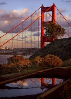 Golden Gate Bridge by daredevil0204