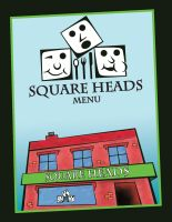 Square Heads Menu by jcbbuller87
