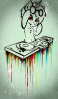 Dj meltdown  by Kaboderp-sketchy