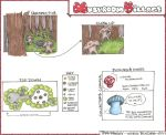 Mushroom Level Design Concept by PeacefulSeraph