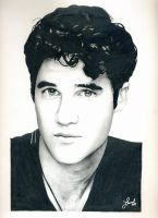 Darren Criss by laurelly25