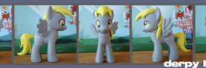 Custom Derpy Hooves by frostfire14