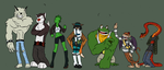 The Lineup by Bug-Off