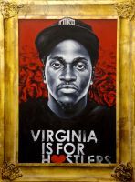 Virginia is for Hustlers by JackLabArt