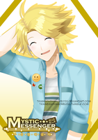 Yoosung by TrainerAshandRed35