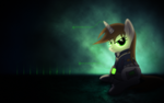 Littlepip by Vexx3