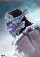 Saren - Mass Effect by VICTORIA-Badwolf