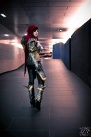 Diablo 3 - Demon Hunter 3 by LiquidCocaine-Photos
