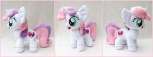 Sweetie Belle by LiLMoon