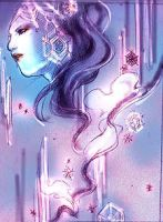 snow queen by jurithedreamer