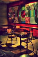 The Lonely Cafe by CoreyEacret