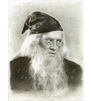 Dumbledore by Ingrima