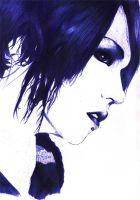 Manabu biro sketch by Die1991