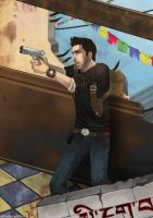 -Uncharted- by obsceneblue