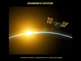 Mankind's Outpost by Nova1701dms