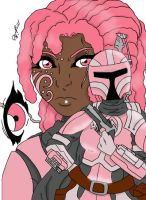 Vode An: Pink Is The New Black by WhisperMyWolf
