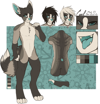 [A-REF] Coal by Foxxies