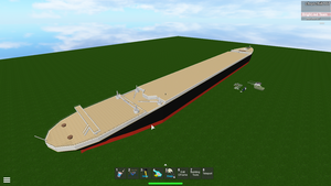 Roblox Titanic Update #1 by SirMauser