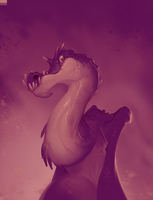 1 Purple Dragon by Gimaldinov