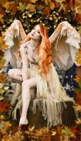 Autumn Angel by KYghost