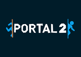 Portal 2 wallpaper by Spark-Sighs