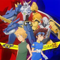 Digimon Adventure by ChronoZoul