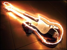 Electric Bass by drsucks
