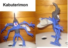 kabuterimon by wolengel