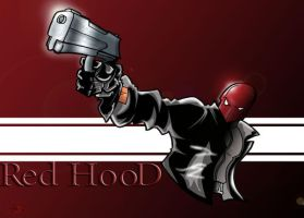 The Red Hood by Lando187