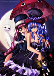 Happy Halloween! by Hikari--no--Yami